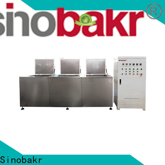 reliable ultrasonic cleaner parts refurbishment maintenance industry