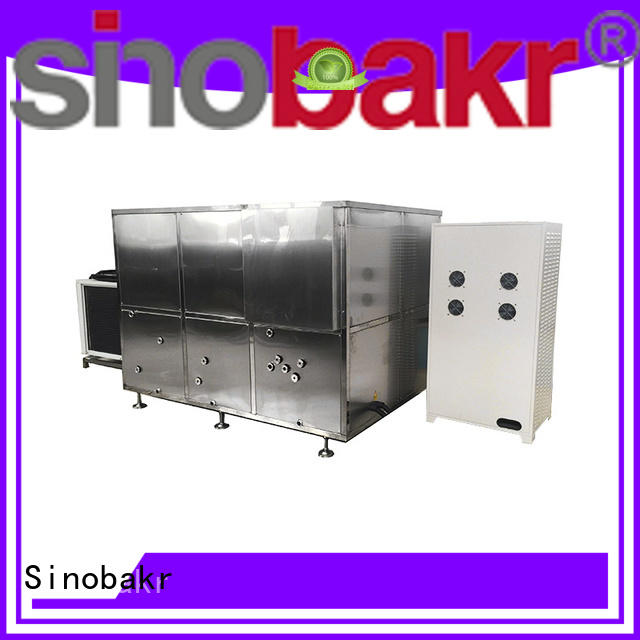 Sinobakr best industrial washing machine nice user experience for electronic parts