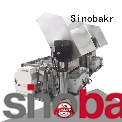 Sinobakr efficient auto parts washer multi industries