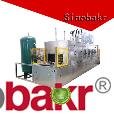 Sinobakr industrial ultrasonic cleaner widely applied for moto parts