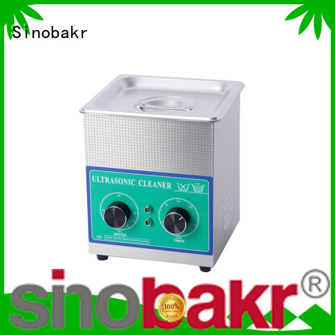 Sinobakr easy operation industrial ultrasonic parts cleaner satisfying for machinery parts industry