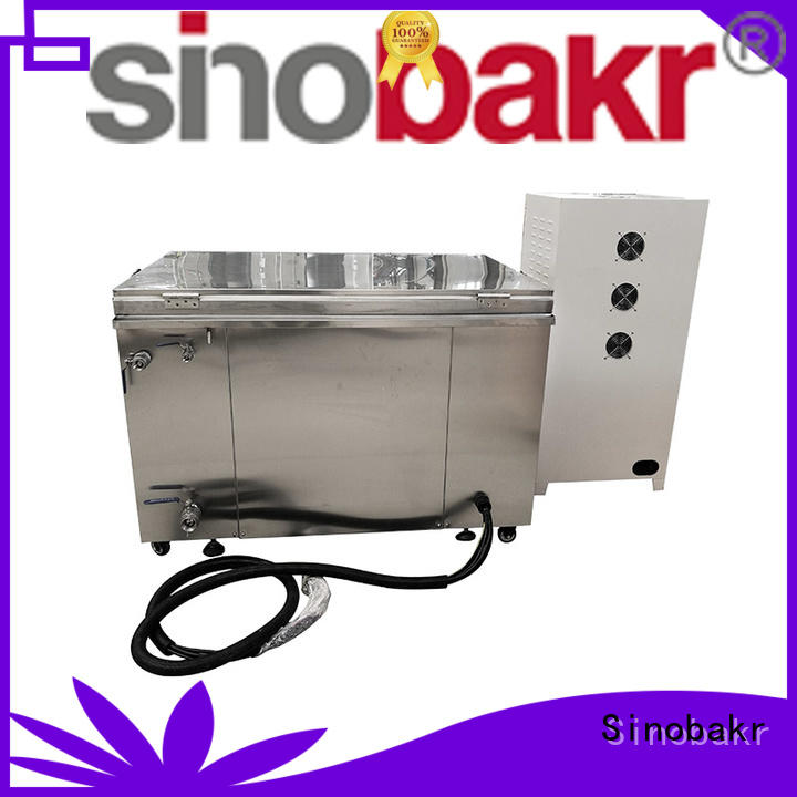 Sinobakr automotive ultrasonic cleaner best choice for PCB industry