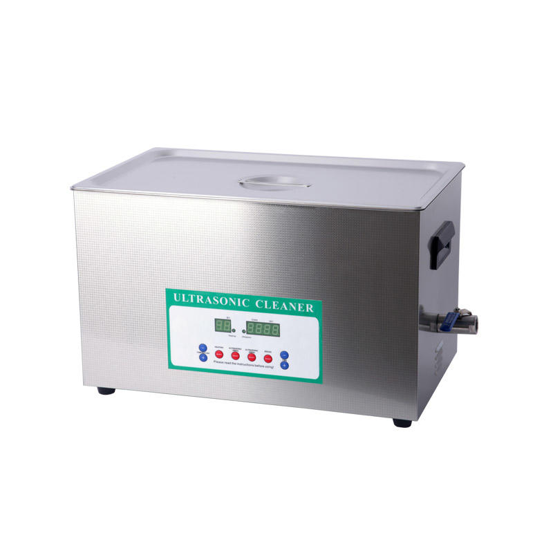 Desk type ultrasonic cleaner