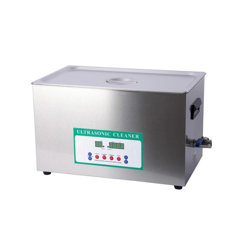 Desk type ultrasonic cleaner