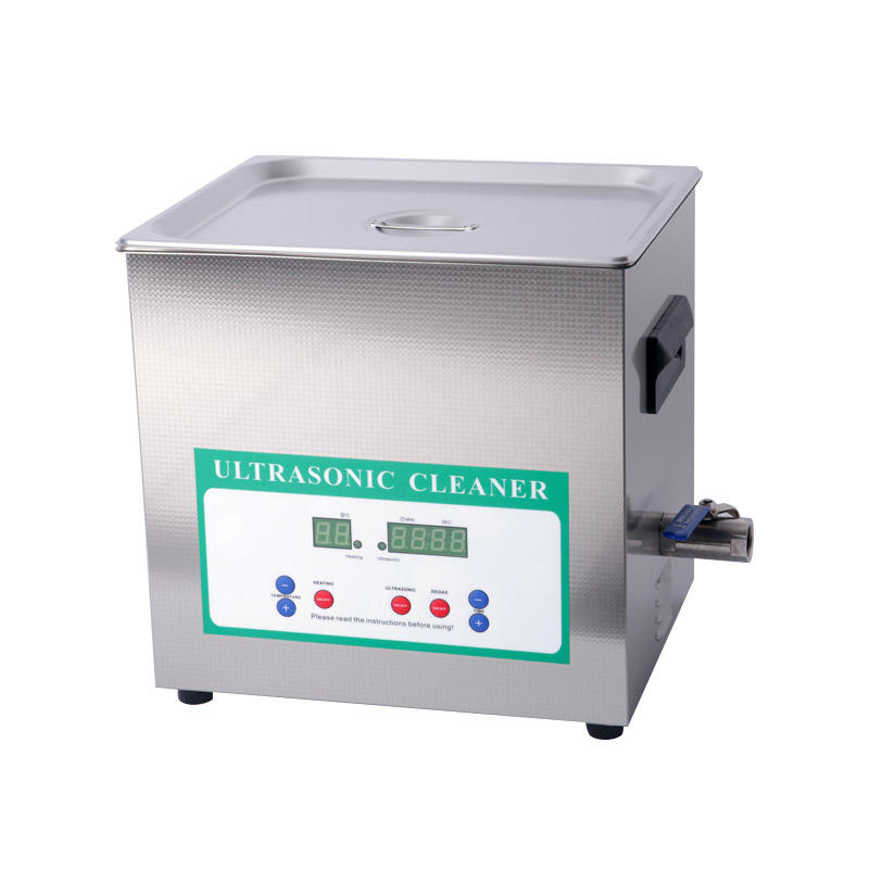 Precision electronic miniature ultrasonic cleaner