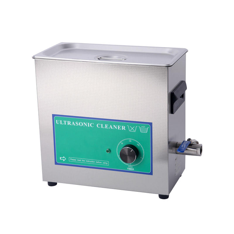 Automatic electronic mini ultrasonic cleaner