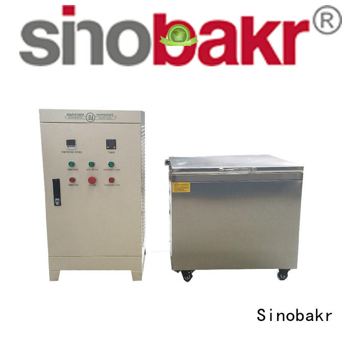 ultrasonic parts cleaner satisfying for moto parts