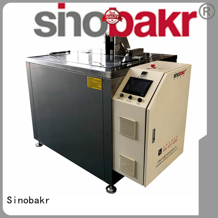 Sinobakr cost saving automotive parts cleaner ideal for metal parts