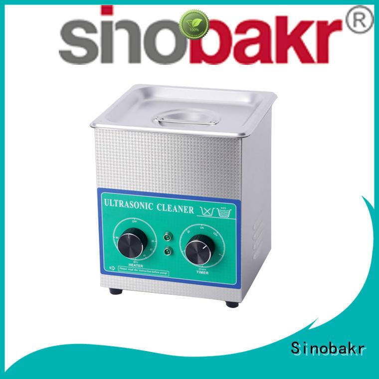 Sinobakr good price jewelry cleaner machine moto parts