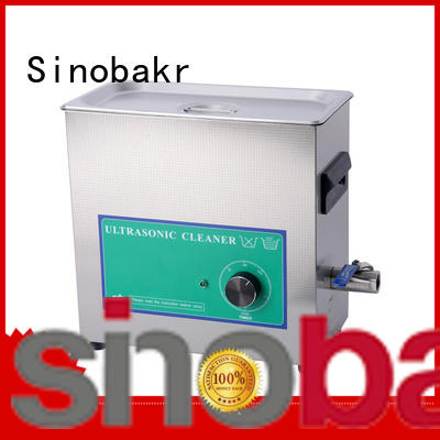 Sinobakr good price small ultrasonic cleaner optimal for electronic parts