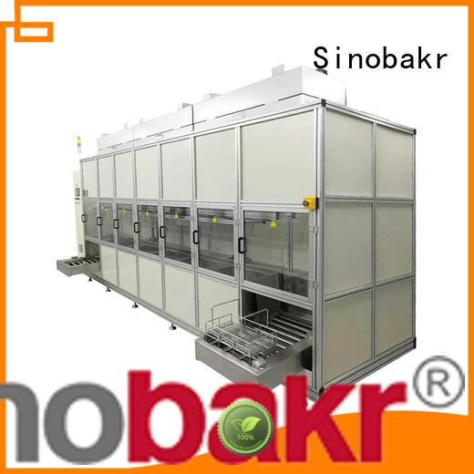automotive parts washer best choice for moto parts Sinobakr