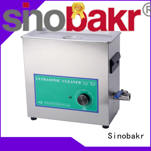 Sinobakr industrial cleaning machine machinery parts industry