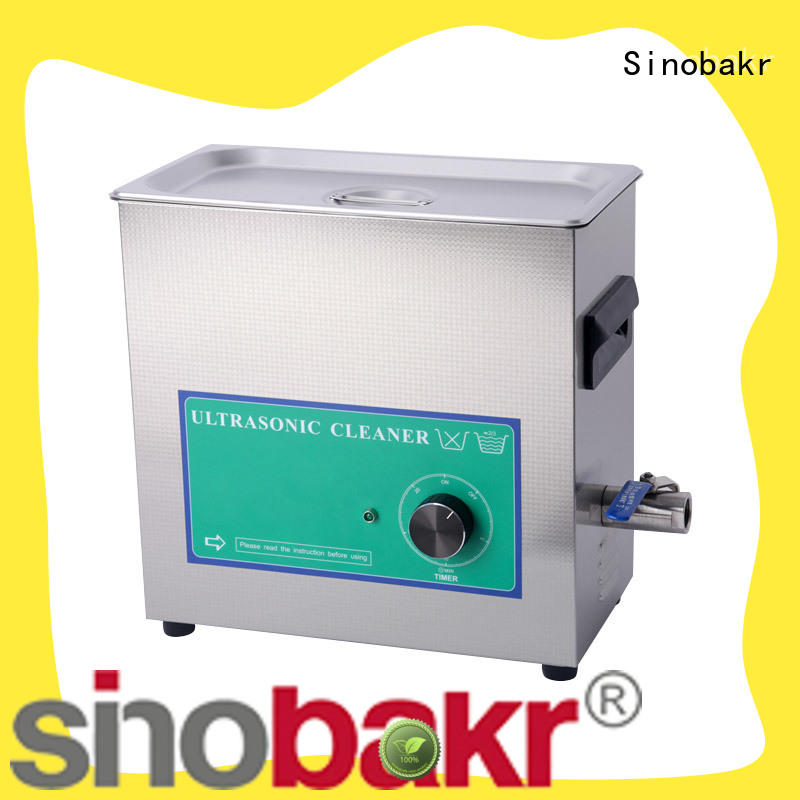 Sinobakr economical industrial sonic cleaner satisfying for electronic parts