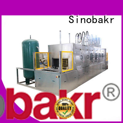 Sinobakr industrial ultrasonic cleaner very useful for metal parts