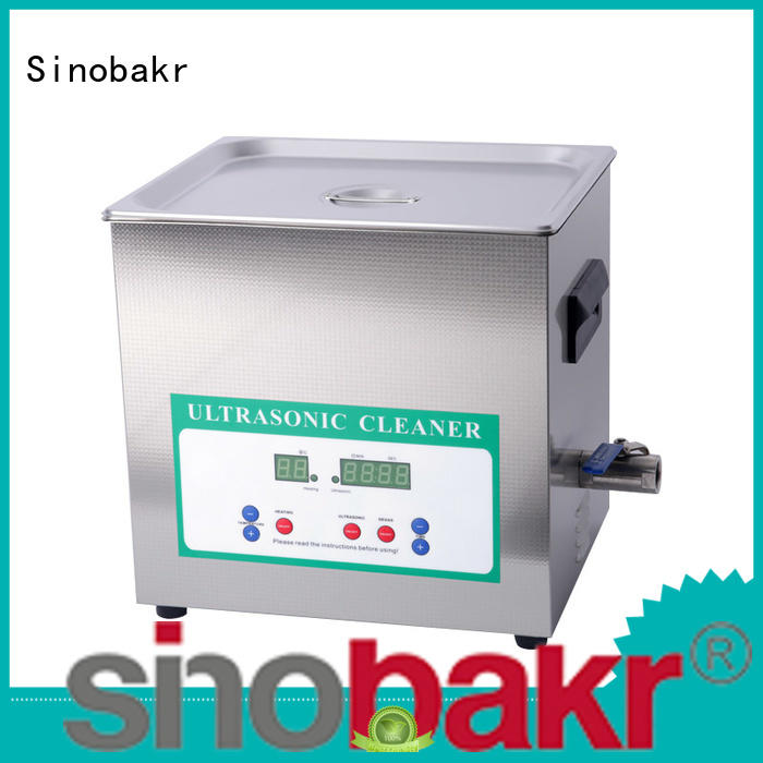 economical digital ultrasonic cleaner satisfying for machinery parts industry