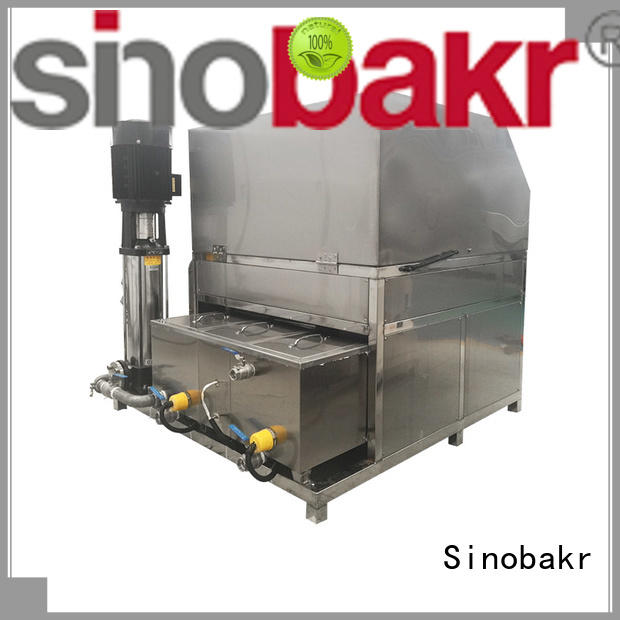 Sinobakr auto parts washer needed for moto parts