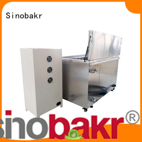 Sinobakr ultrasonic auto parts cleaner perfect for mold