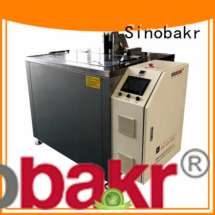 automotive parts cleaner machinery parts industry Sinobakr
