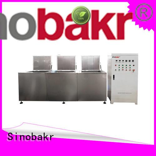Sinobakr ultrasonic equipment indispensable for silicon material industry