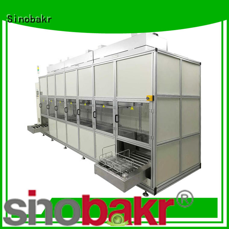 auto parts ultrasonic cleaner Sinobakr