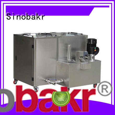 Sinobakr industrial cleaning equipment great for PCB industry
