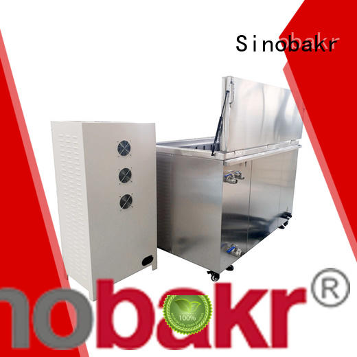 Sinobakr best ultrasonic parts washer satisfying for electronic parts