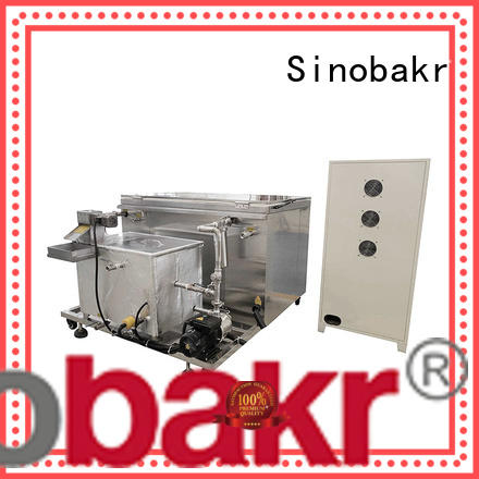 Sinobakr ultrasonic equipment great for moto parts