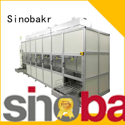 Sinobakr automotive ultrasonic cleaner best choice for metal parts