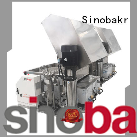 Sinobakr automatic ultrasonic parts cleaner metal parts