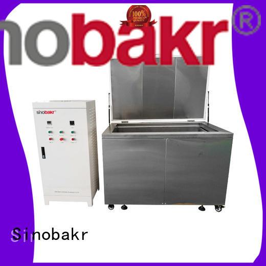ultrasonic cleaning machine electronic parts Sinobakr
