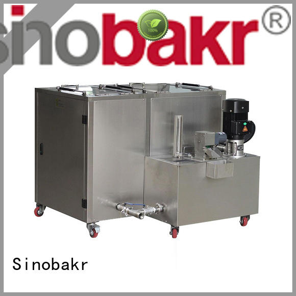 Sinobakr industrial cleaning equipment PCB industry