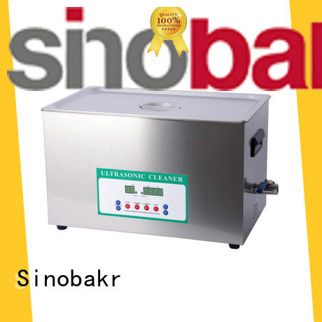 Sinobakr professional ultrasonic cleaner great for moto parts