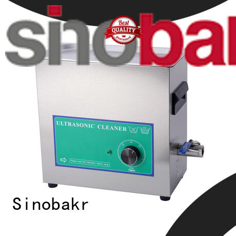 Sinobakr industrial ultrasonic parts cleaner satisfying for electronic parts