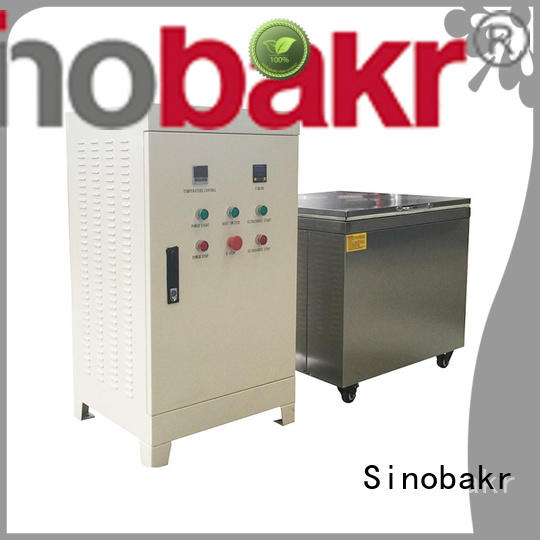 Sinobakr excellent ultrasonic machine electronic parts
