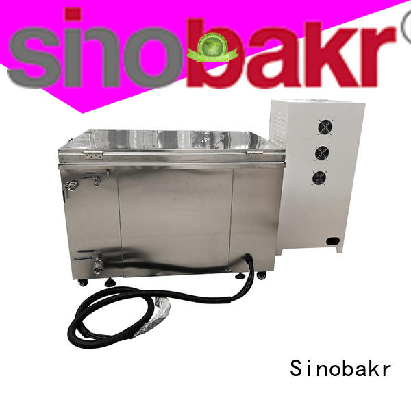 Sinobakr cost saving ultrasonic machine great for moto parts
