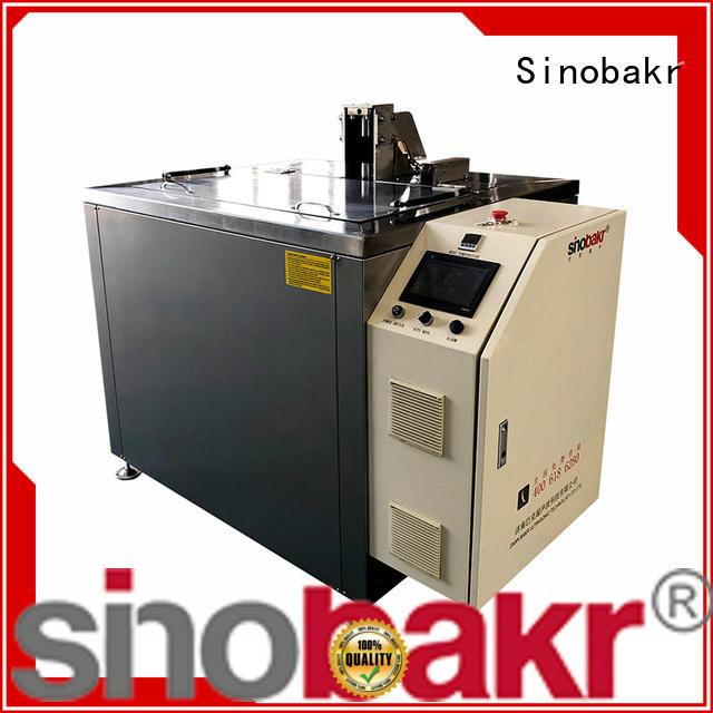 Sinobakr automotive parts washer suitable for metal parts