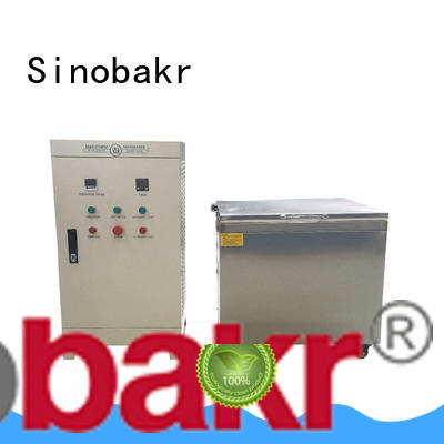 Sinobakr oustanding industrial parts washer perfect for electronic parts