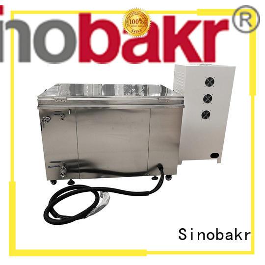 Sinobakr easy operation industrial cleaning equipment mold