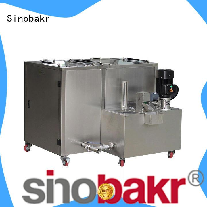 Sinobakr ultrasonic machine PCB industry