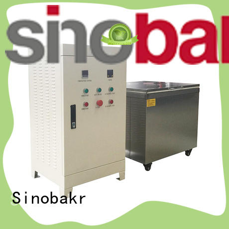 Sinobakr parts cleaner machine satisfying for electronic parts