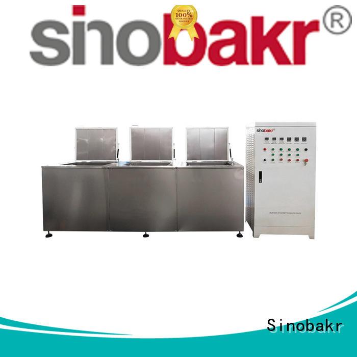 Sinobakr ultrasonic equipment indispensable for turnover box industry
