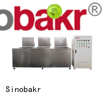 Sinobakr convenient ultrasonic cleaner parts refurbishment maintenance industry
