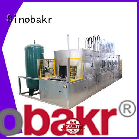 Sinobakr high performance large ultrasonic cleaner moto parts