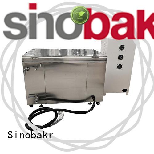 Sinobakr energy saving ultrasonic machine moto parts