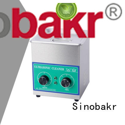 Sinobakr digital ultrasonic cleaner optimal for machinery parts industry