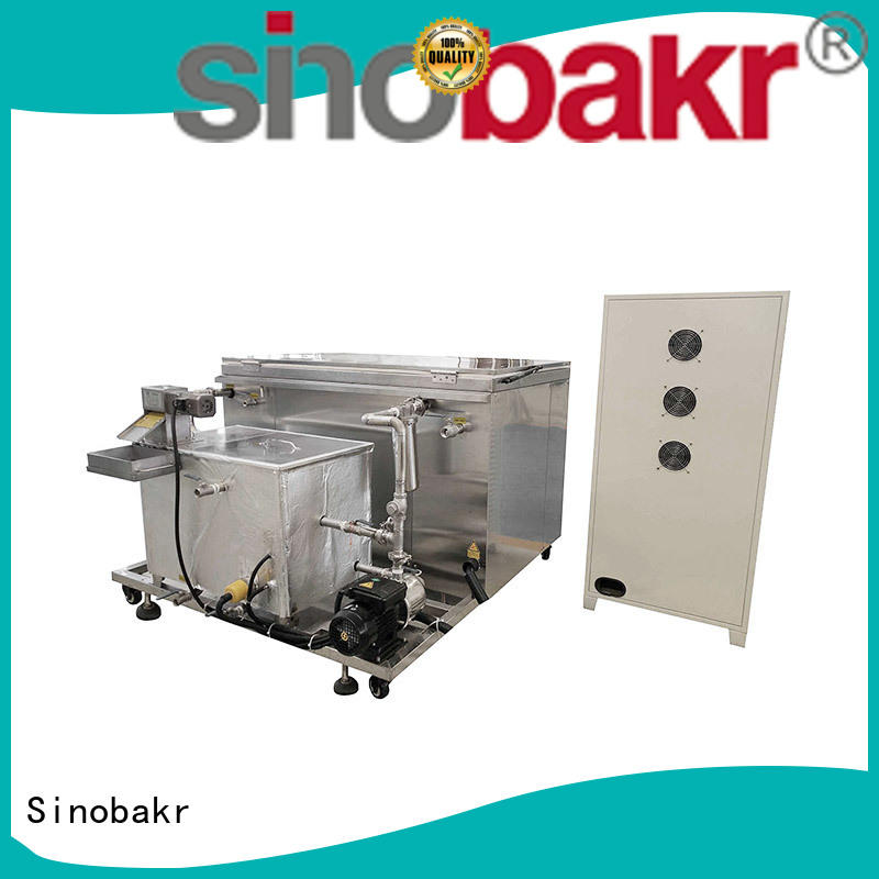 easy operation ultrasonic cleaning equipment best choice for metal parts