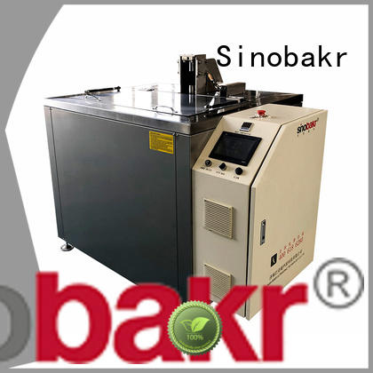 ultrasonic parts washer great for machinery parts industry Sinobakr