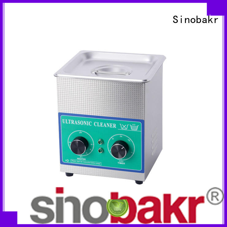 Sinobakr inteligent professional ultrasonic cleaner great for electronic parts
