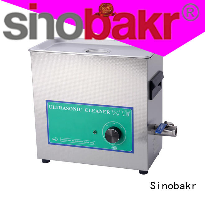 Sinobakr inteligent industrial cleaning machine satisfying for machinery parts industry