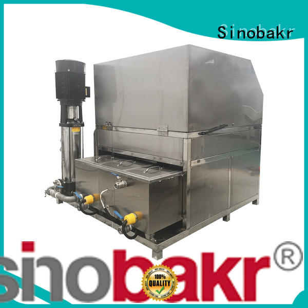 auto parts washer widely employed for metal parts Sinobakr